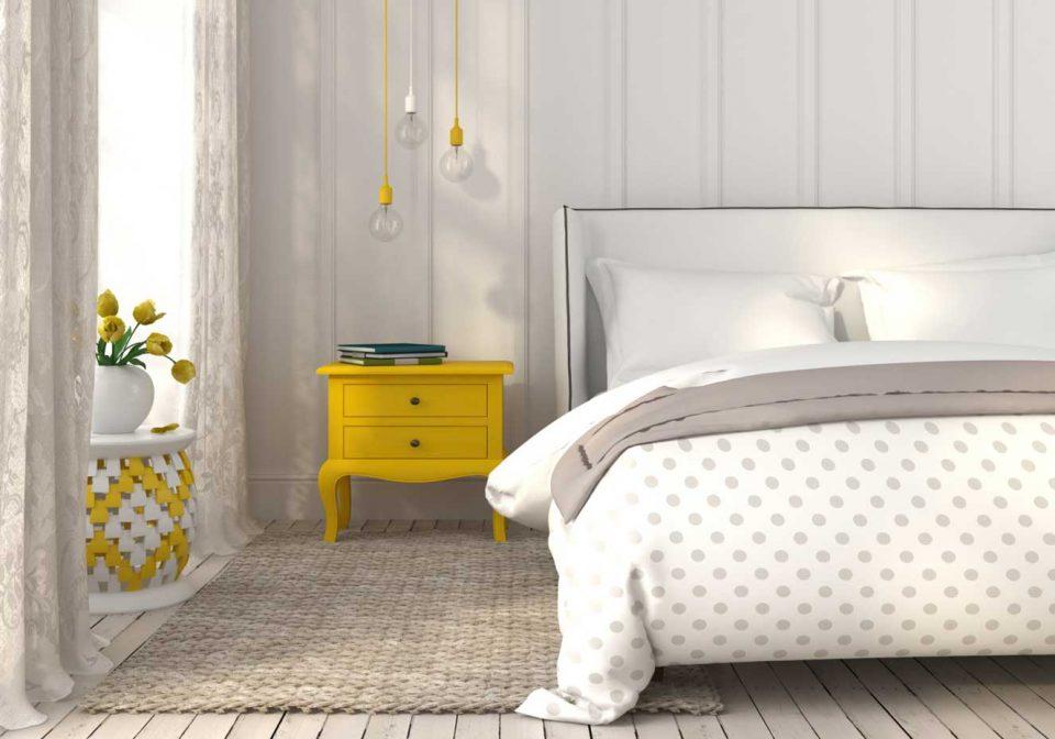 Veja algumas dicas para deixar seu quarto mais aconchegante