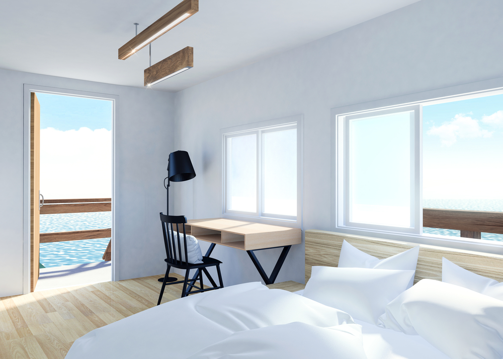 Qual tipo de decoração é mais querida pelos hóspedes em hotéis? (Foto: Depositphotos_226101100_s-2019)