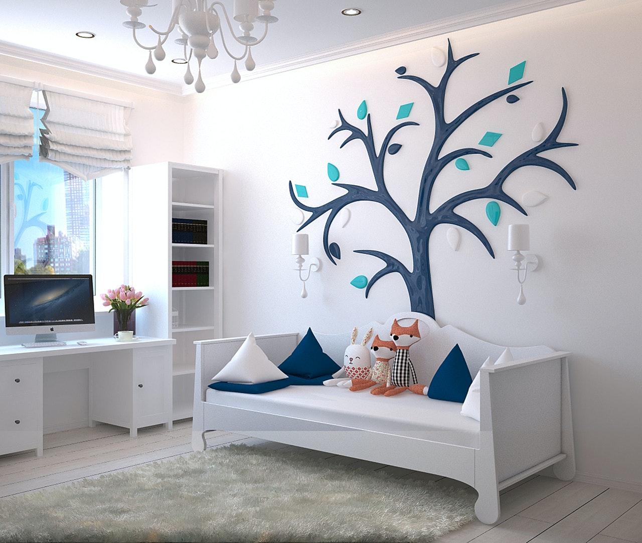 3 dicas de decoração para quarto de criança
